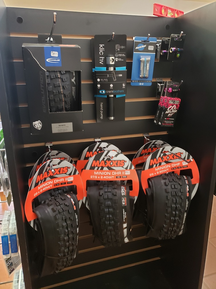 tires and accessories